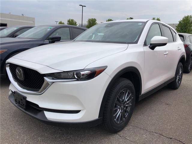 2019 Mazda CX-5 GS (Stk: 16705) in Oakville - Image 1 of 5