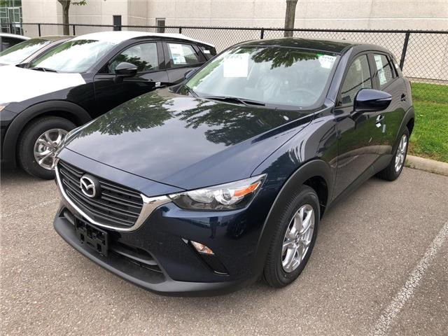 2019 Mazda CX-3 GS (Stk: 16708) in Oakville - Image 1 of 5