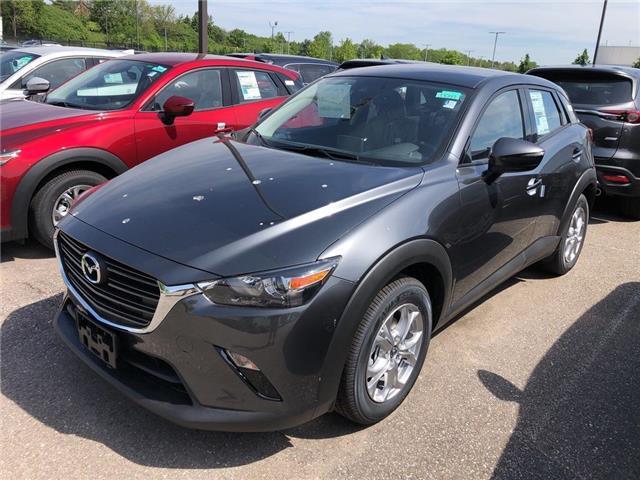 2019 Mazda CX-3 GS (Stk: 16714) in Oakville - Image 1 of 5