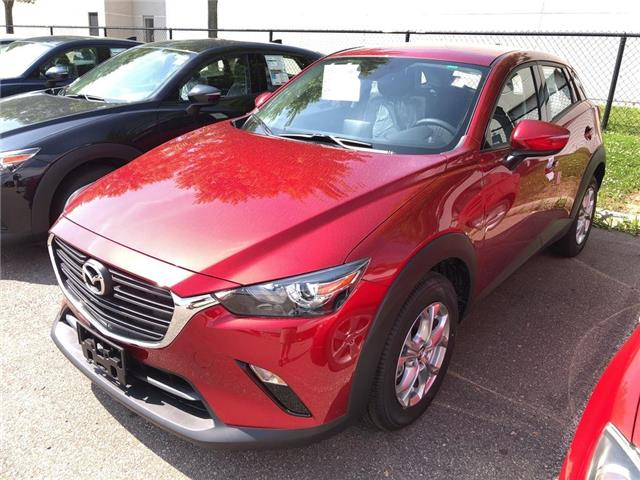 2019 Mazda CX-3 GS (Stk: 16739) in Oakville - Image 1 of 5