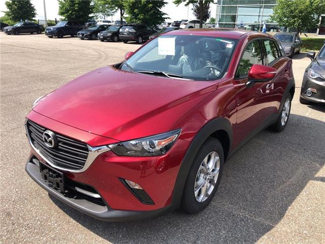 2019 Mazda CX-3 GS (Stk: 16753) in Oakville - Image 1 of 5