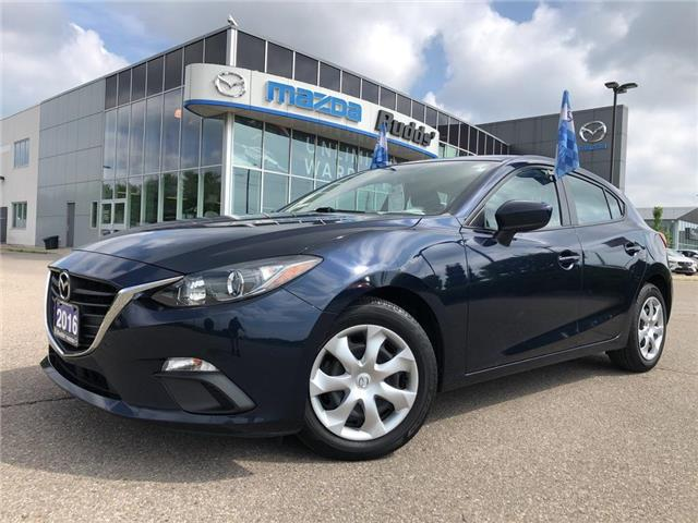 2016 Mazda Mazda3 Sport GX (Stk: 16737A) in Oakville - Image 1 of 21
