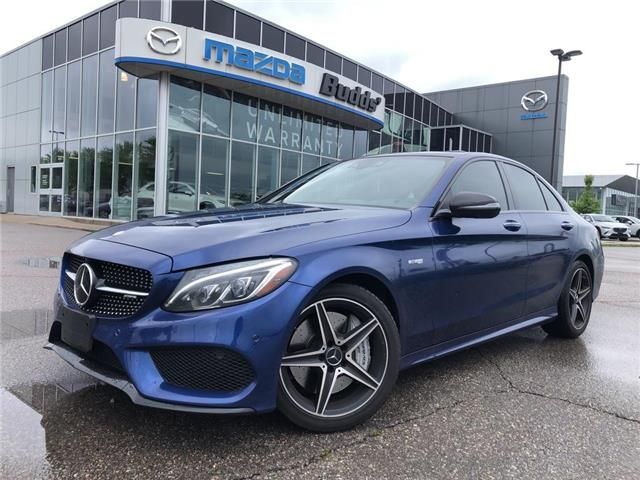 2017 Mercedes-Benz AMG C 43 Base (Stk: 16579A) in Oakville - Image 1 of 20
