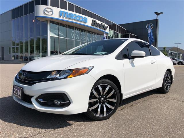 2014 Honda Civic EX-L Navi (Stk: P3474) in Oakville - Image 1 of 15