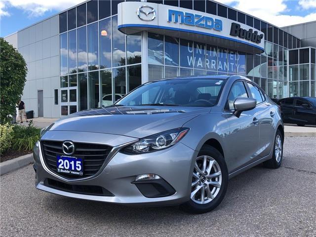 2015 Mazda Mazda3 GS (Stk: P3482) in Oakville - Image 1 of 19