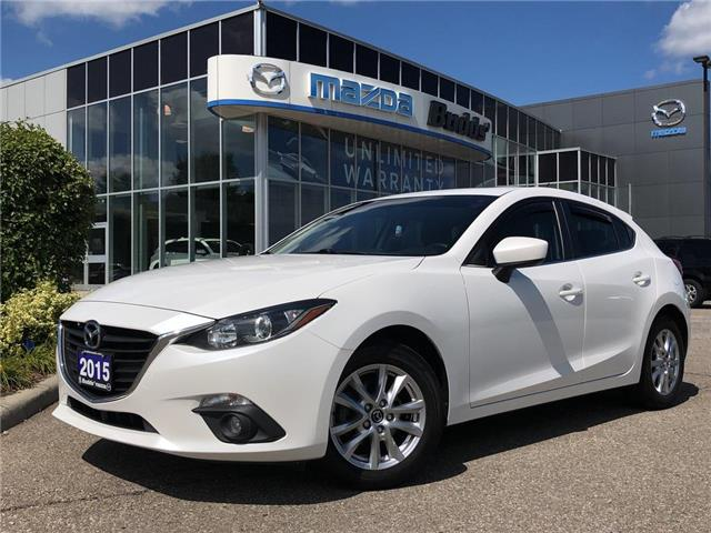2015 Mazda Mazda3 Sport GS (Stk: 16566A) in Oakville - Image 1 of 19