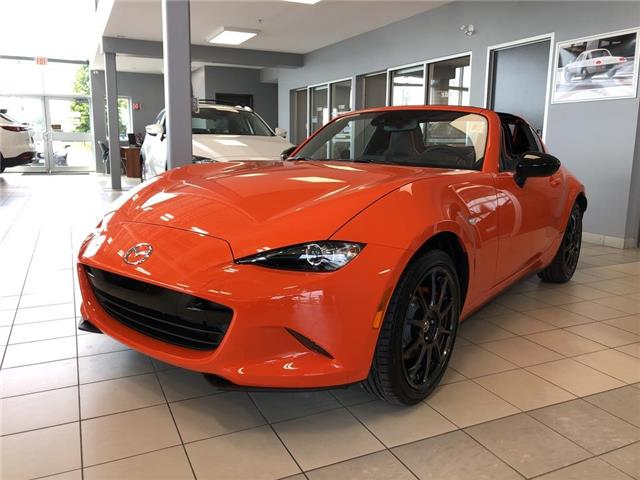2019 Mazda MX-5 RF 30th Anniversary (Stk: 16802) in Oakville - Image 1 of 15