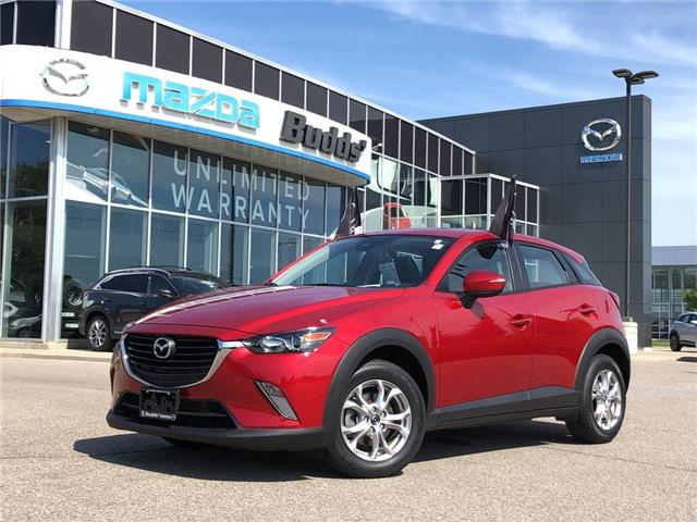 2018 Mazda CX-3 GS (Stk: 16561A) in Oakville - Image 1 of 19