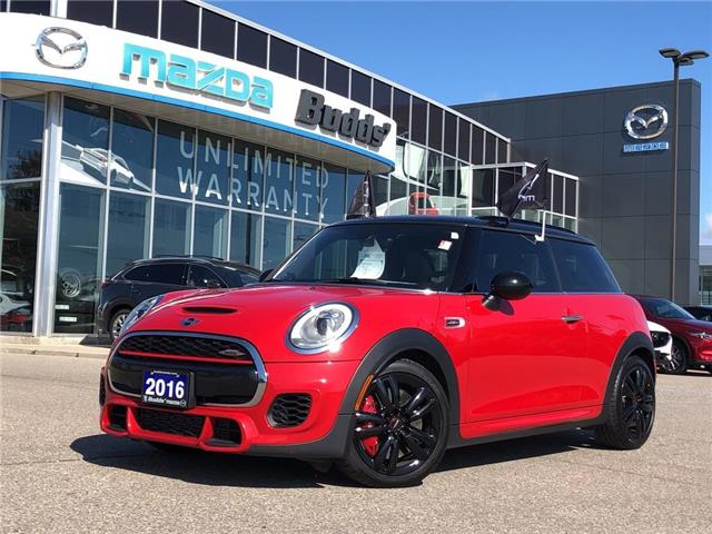 2016 MINI 3 Door John Cooper Works (Stk: 16772A) in Oakville - Image 1 of 18
