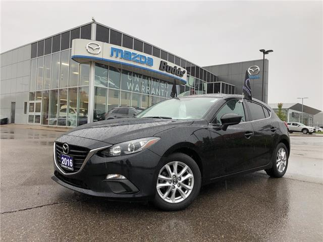 2016 Mazda Mazda3 Sport GS (Stk: 16823A) in Oakville - Image 1 of 19