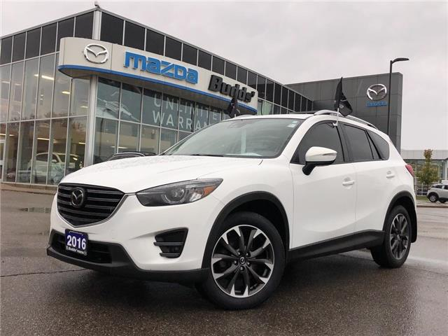 2016 Mazda CX-5 GT (Stk: 16498A) in Oakville - Image 1 of 19