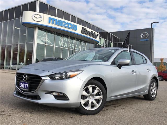 2017 Mazda Mazda3 Sport GX (Stk: 15570L) in Oakville - Image 1 of 17