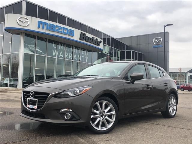 2016 Mazda Mazda3 Sport GT (Stk: P3511) in Oakville - Image 1 of 19