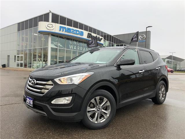 2016 Hyundai Santa Fe Sport 2.4 Premium (Stk: 16837A) in Oakville - Image 1 of 18