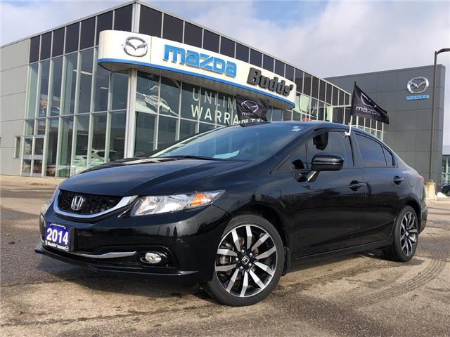 2014 Honda Civic Touring (Stk: P3501A) in Oakville - Image 1 of 20
