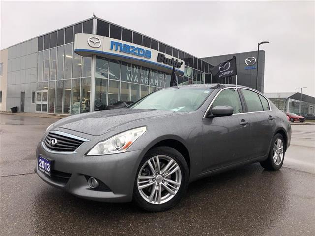 2013 Infiniti G37x Luxury (Stk: 16747A) in Oakville - Image 1 of 20