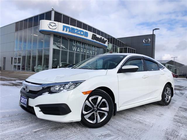 2017 Honda Civic LX (Stk: 16843A) in Oakville - Image 1 of 18