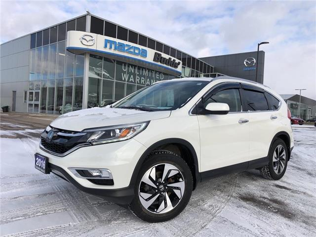 2016 Honda CR-V Touring (Stk: 16824A) in Oakville - Image 1 of 19