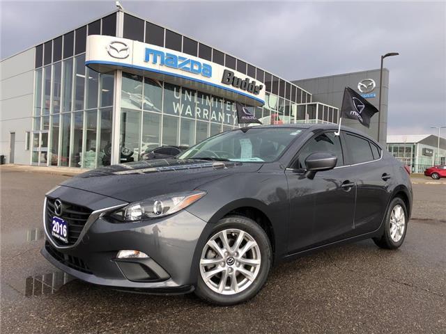 2016 Mazda Mazda3 GS (Stk: P3524) in Oakville - Image 1 of 19