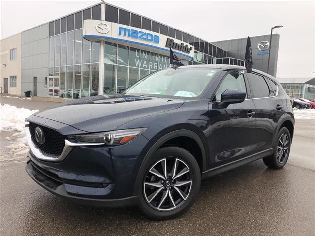 2018 Mazda CX-5 GT (Stk: P3542) in Oakville - Image 1 of 21