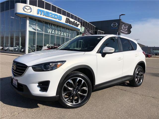 2016 Mazda CX-5 GT (Stk: P3561) in Oakville - Image 1 of 19