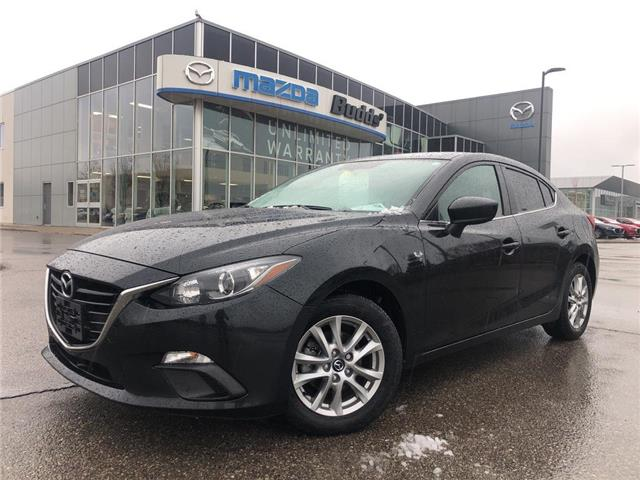 2016 Mazda Mazda3 GS (Stk: 16871A) in Oakville - Image 1 of 18