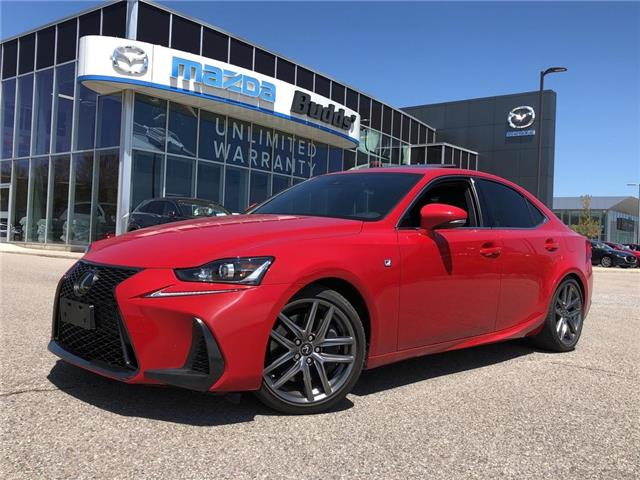 2017 Lexus IS 350 Base (Stk: 17027A) in Oakville - Image 1 of 10