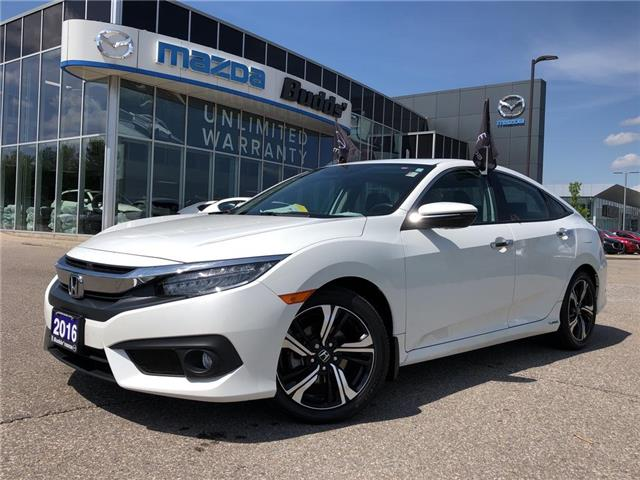 2016 Honda Civic Touring (Stk: 17032A) in Oakville - Image 1 of 21
