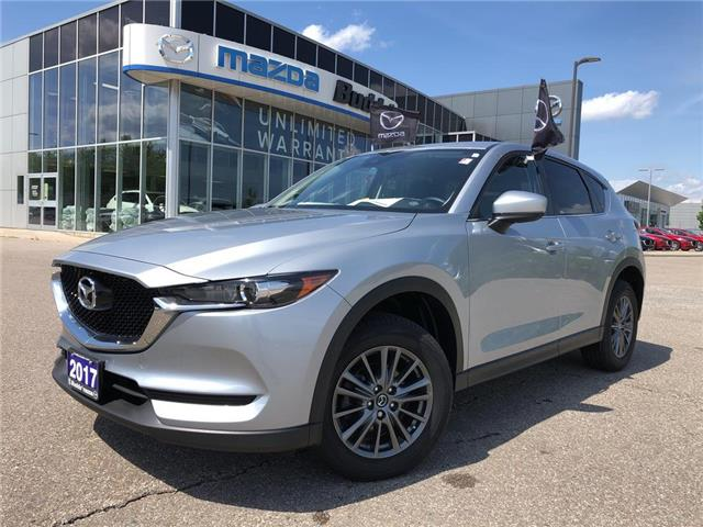 2017 Mazda CX-5 GS (Stk: 17024A) in Oakville - Image 1 of 22