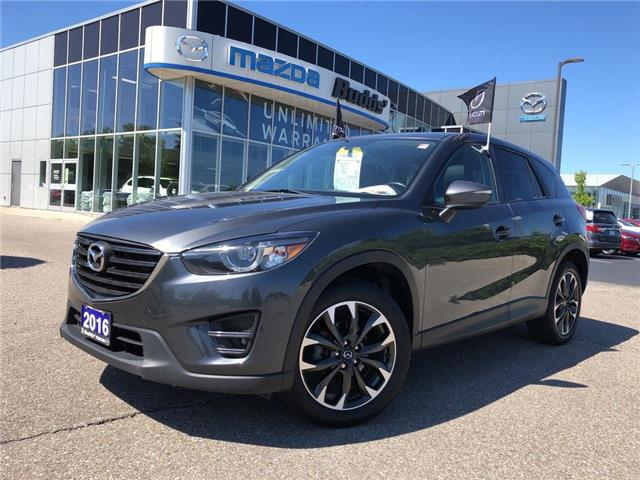 2016 Mazda CX-5 GT (Stk: P3591) in Oakville - Image 1 of 20
