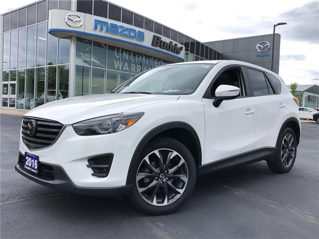 2016 Mazda CX-5 GT (Stk: P3589) in Oakville - Image 1 of 21