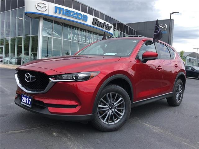 2017 Mazda CX-5 GS (Stk: P3588) in Oakville - Image 1 of 19