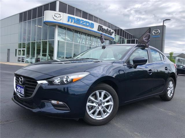 2018 Mazda Mazda3 GS (Stk: 16987A) in Oakville - Image 1 of 18