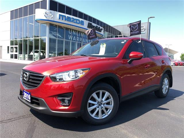 2016 Mazda CX-5 GS (Stk: P3590) in Oakville - Image 1 of 19