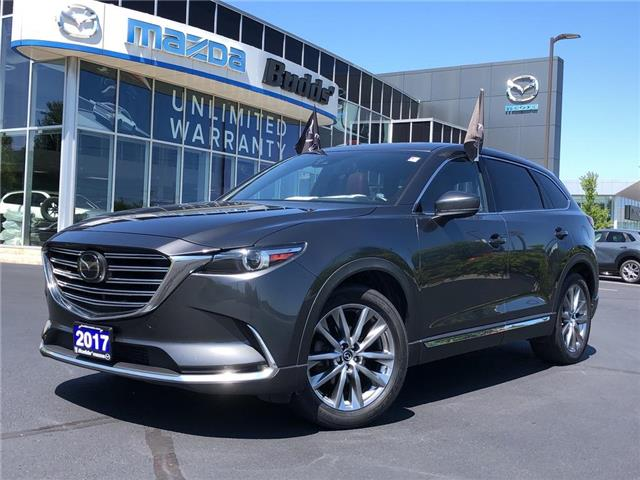 2017 Mazda CX-9 Signature (Stk: P3603) in Oakville - Image 1 of 21