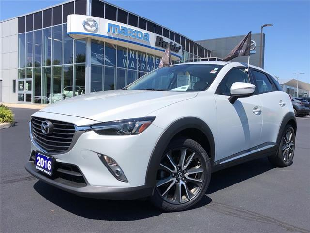 2016 Mazda CX-3 GT (Stk: P3609) in Oakville - Image 1 of 20