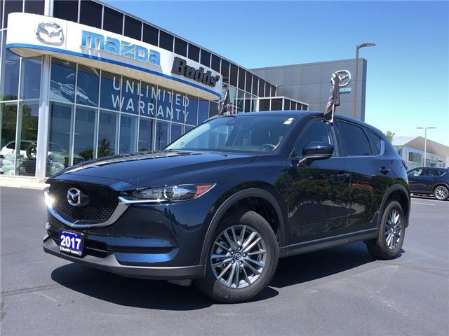2017 Mazda CX-5 GS (Stk: P3613) in Oakville - Image 1 of 19