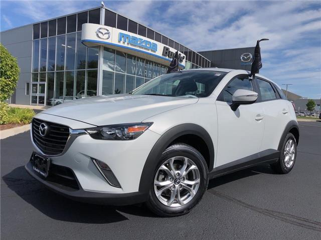 2018 Mazda CX-3 GS (Stk: P3629) in Oakville - Image 1 of 18