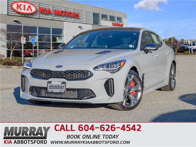 2019 Kia Stinger GT Limited (Stk: ST94921) in Abbotsford - Image 1 of 24