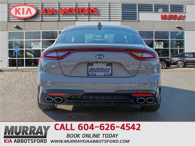 2019 Kia Stinger GT Limited (Stk: ST94921) in Abbotsford - Image 4 of 24
