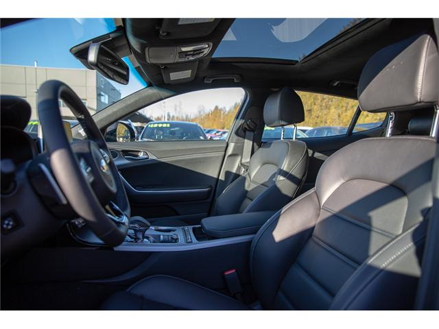 2019 Kia Stinger GT Limited (Stk: ST94921) in Abbotsford - Image 8 of 24