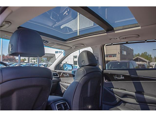 2019 Kia Sorento 3.3L EX+ (Stk: SR97687) in Abbotsford - Image 11 of 28
