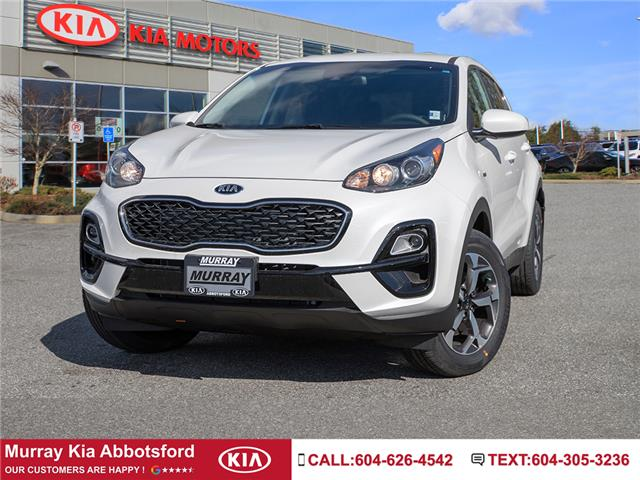 2020 Kia Sportage LX (Stk: SP05393) in Abbotsford - Image 1 of 25