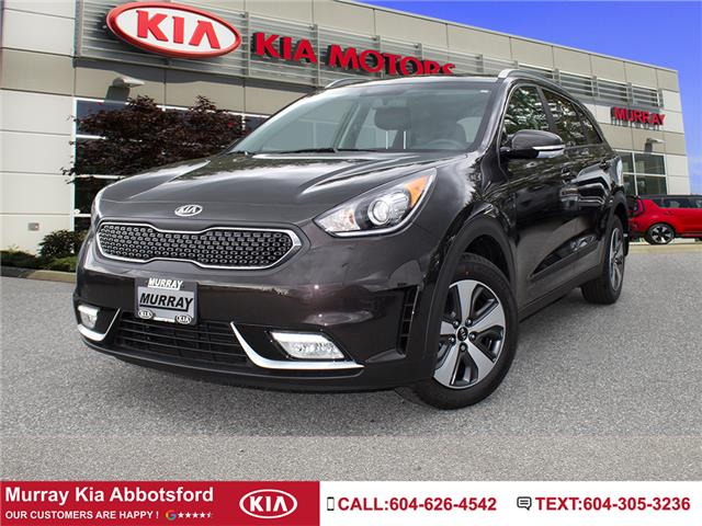 2019 Kia Niro EX (Stk: NI91608) in Abbotsford - Image 1 of 27
