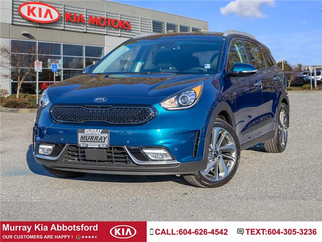 2019 Kia Niro SX Touring (Stk: NI95262) in Abbotsford - Image 1 of 23