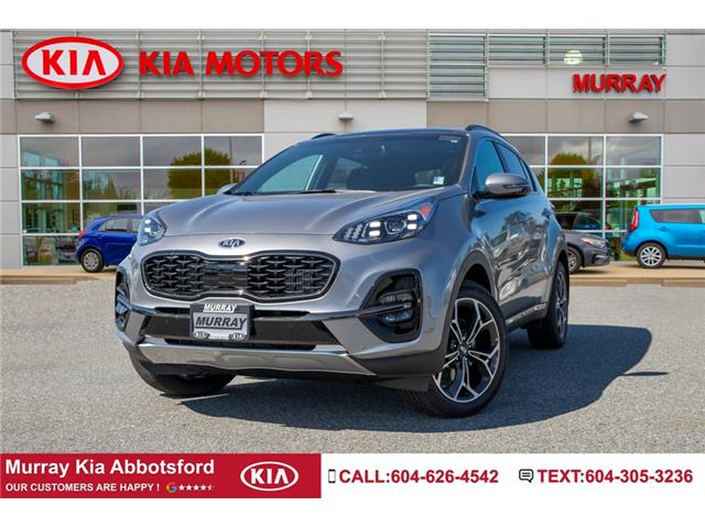 2020 Kia Sportage SX (Stk: SP09836) in Abbotsford - Image 1 of 23