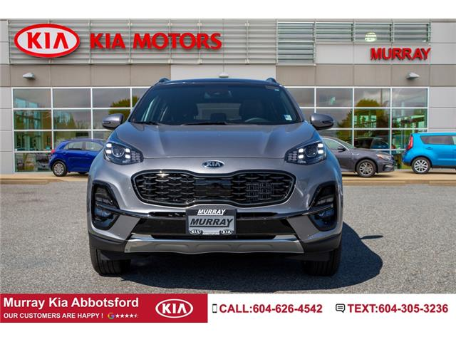 2020 Kia Sportage SX (Stk: SP09836) in Abbotsford - Image 2 of 23