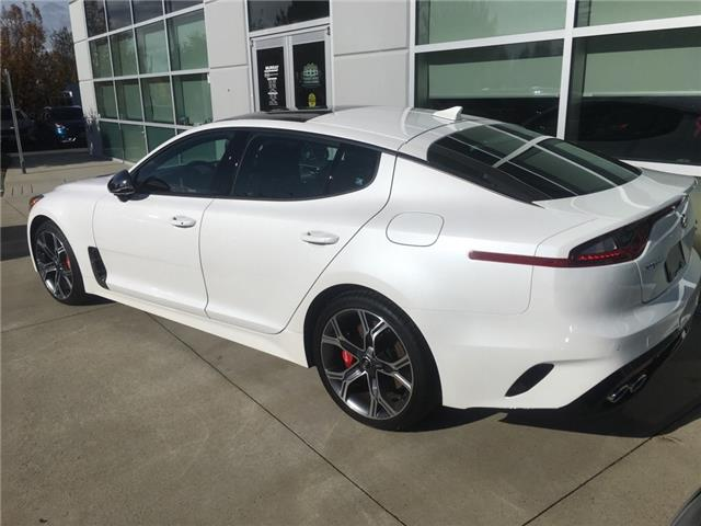 2019 Kia Stinger GT Limited (Stk: ST93311) in Abbotsford - Image 2 of 2