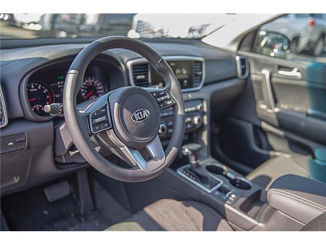 2020 Kia Sportage EX (Stk: SP02260) in Abbotsford - Image 9 of 26