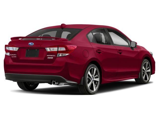 2019 Subaru Impreza Sport-tech (Stk: I19020) in Oakville - Image 3 of 9